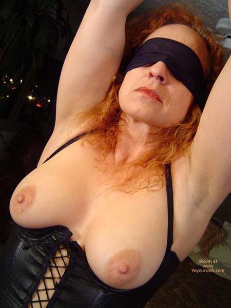 Pic #2 - Jacqui In Cuffs 2
