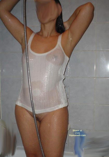 Pic #2 - Kim In The Shower 2