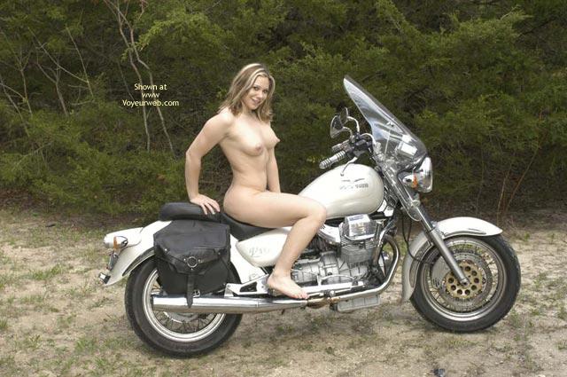 Pic #1 - Biker Slut
