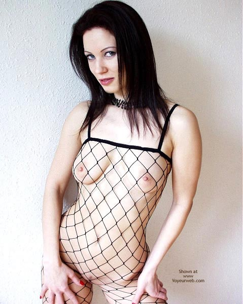 Pic #1 - Angelina In Bodystockings