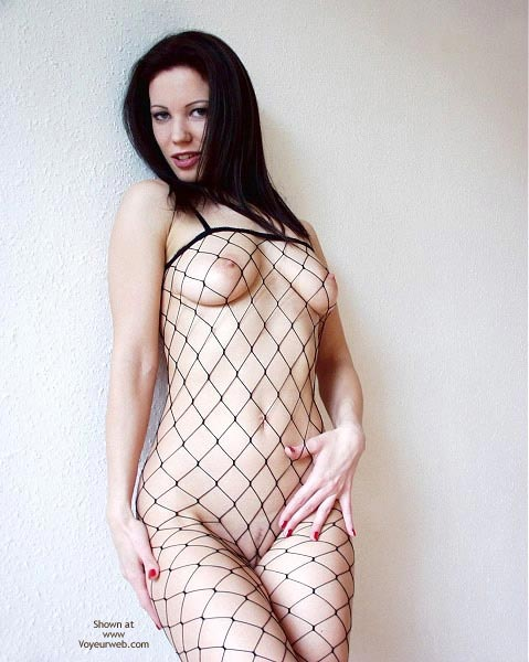 Pic #3 - Angelina In Bodystockings