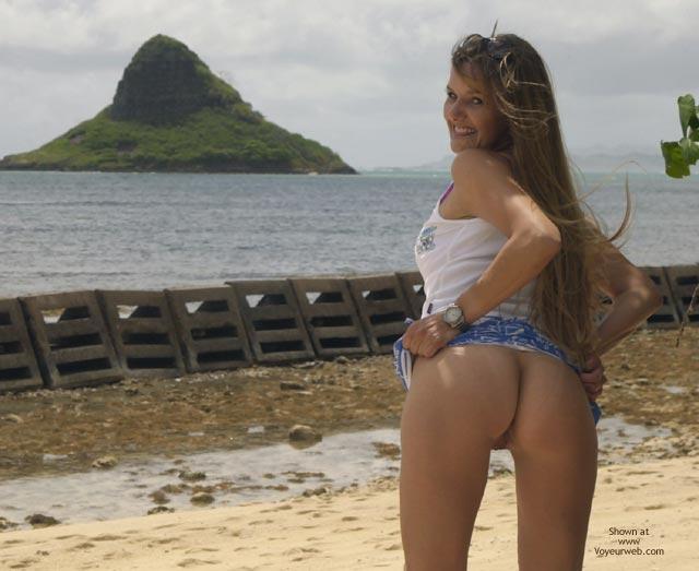 Pic #5 - Merci At The Beach ñ Hmmm Go Figure:0)