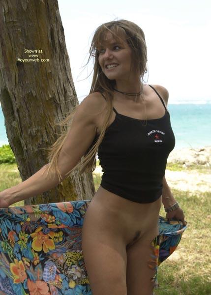 Pic #6 - Merci At The Beach ñ Hmmm Go Figure:0)