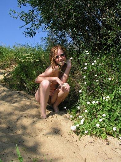 Pic #6 - Redhead 19yo Mermaid