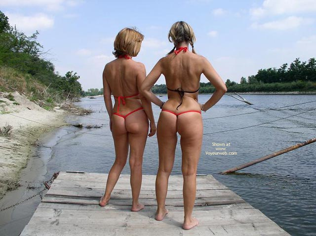 Pic #4 - *Gg Girls On The River