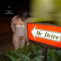 Mcgirl At Mcdrive