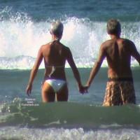 *SA Asses On Display At Surfer's Paradise And Bondi Beach