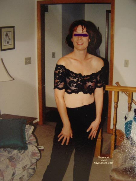 Pic #4 - Passed Out After Partying 2 Lingerie