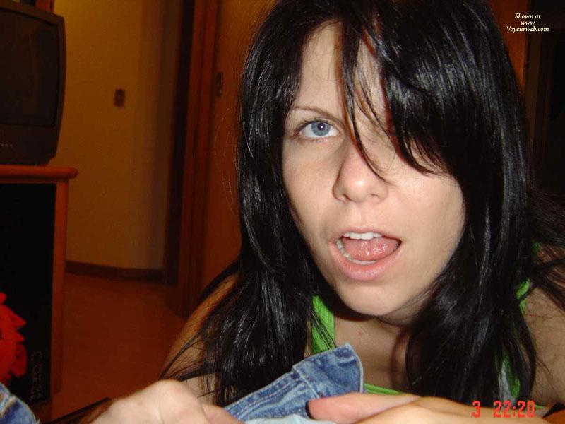 Pic #7 - Brazilian Blue Eyes