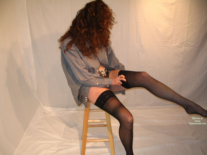 Pic #1 - A Second Try. , A Couple Of Years Ago My Husband Uploaded Some Pics He Took Of Me Before We Were Married, Which Led To A Night Of Incredible Passion. I Finally Got The Nerve To Try Again, And We Set Up A Little 'studio' In Our Home.<br /><br />What Do You Think Of The Results?