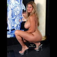 Large Breasts - Heels, Large Breasts