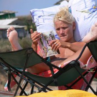 Nude Beach Pussy: Reading - Beach Pussy