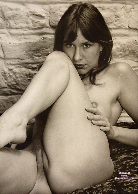 Pic #1 - Nude Girl Against A Stone Wall - Hairy Bush, Shaved Pussy, Naked Girl, Nude Amateur , One Leg Lifted To Show Pussy, Girl Laying Back With Leg Lifted, Bended Knee, Black And White Semi Shaved Pussy, Hairy Pussy, Sitting Naked With Left Leg Up, Laying Girl Showing Pussy, Pensive Look