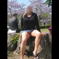 Bottomless Wife:Around Paris