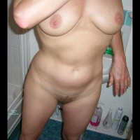 Nude Wife:Drunk And Nude!
