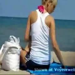 Beach Voyeur:Haulover Beach Miami Florida