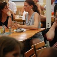 Street Voyeur:Zaungast Bei Einer Hochzeit...
