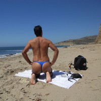 Nude :M* Thong Guy For You Ladies