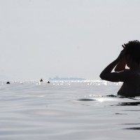 Beach Voyeur:*NW Lady On The Beach - Italy
