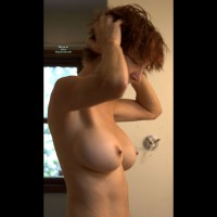 Nude Wife:Getting Ready To Go Out