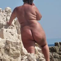 Beach Voyeur:Big Ass