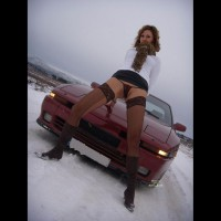 Gf And A Car