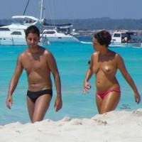 Beach Voyeur:Mallorca Beach Walk 4