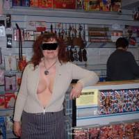 Sue In The Shops  Huddersfield Uk