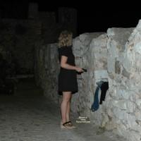 Angelique In Greece