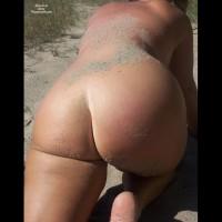 Bbw Milf On The Beach Pt.1