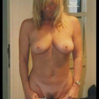 Blonde At 50 - Rate My Body