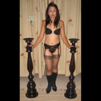Oriental Lucy In Boots