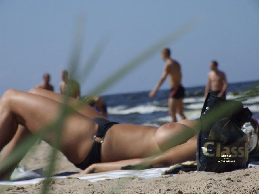 Pic #1 - Riga Beach 4 , More Riga Beach Babes