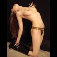 Slender Sexy Piece Of Woman - Erect Nipples, Long Legs, Natural Tits, Perfect Tits, Nude Amateur, Sexy Figure
