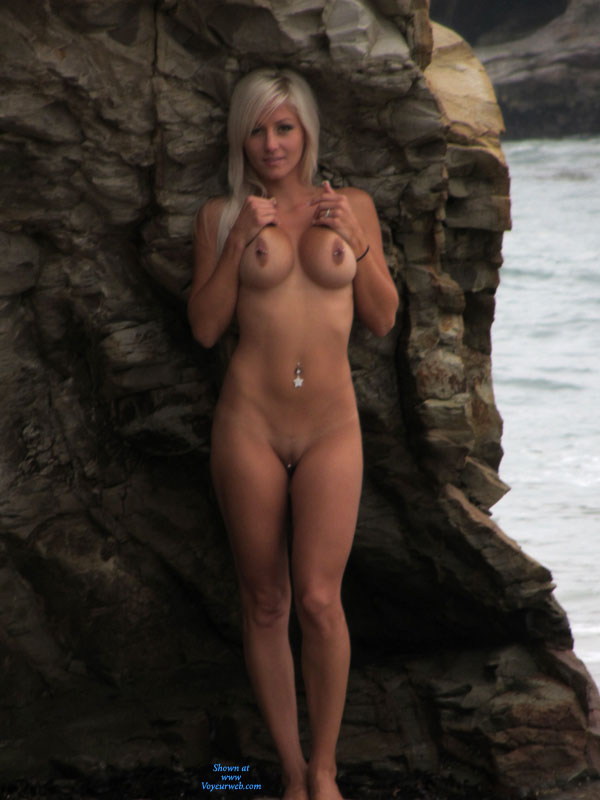 Pic #1 - Nude Tanlined Blonde Outdoor - Big Tits, Blonde Hair, Naked Girl, Nude Amateur , Big Round Tits, Gorgeous Bedmate, Sexy Girl, Pushing Them Together, Hourglass Figure, Pierced Clit, Shaved Bare, Skinny, Classic Nudity, Nude Amateur Girl, Jeweled Snatch