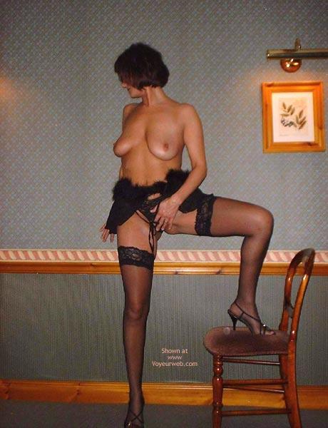 Pic #6 - Redrose, Back In Black