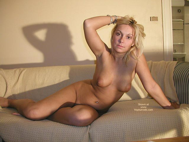 Pic #6 - Alicia on the couch