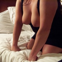 Wife On The Bed