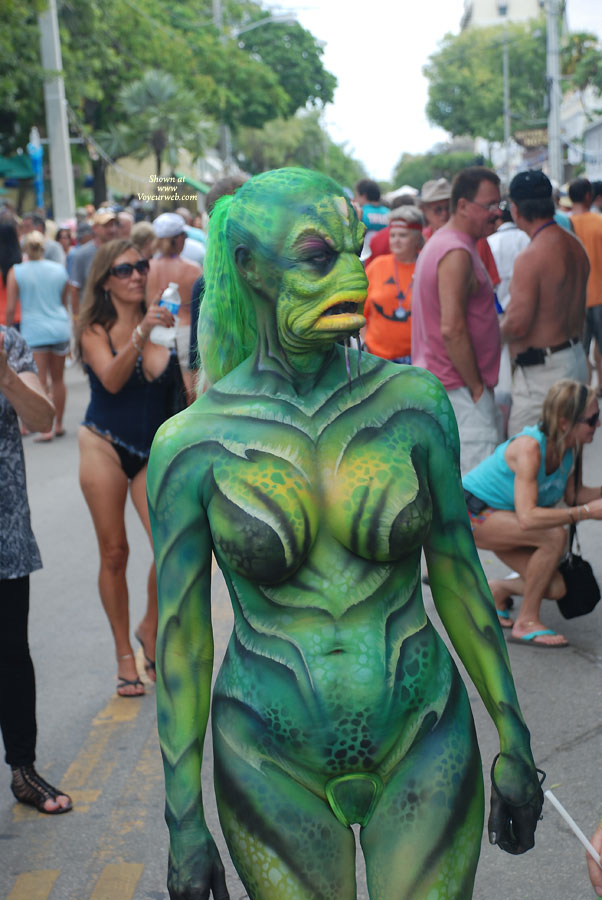 Pic #1 - Fantasy Fest 2011 , Hope To Find Some From All I Took To Satisfy Everyone