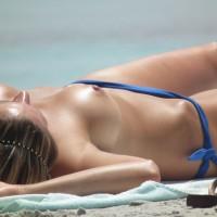 Sexy Tits Voyeured On Beach - Topless Beach, Topless, Beach Tits, Beach Voyeur, Sexy Figure, Sexy Girl