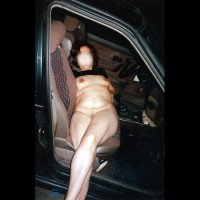 Naked Wife On The Road