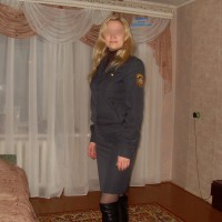 Officer Marishka