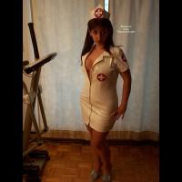 Nurse Pvc Outfit
