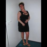 Mature Kathi Stripping