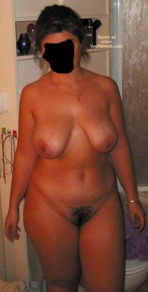 Pic #3 - Lisa In Bathroom