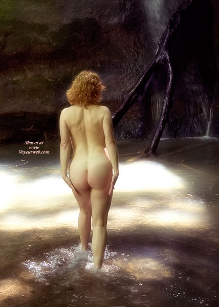 Pic #1 - Nude In Nature - Blonde Hair, Nude In Nature, Nude Outdoors, Pale Skin, Round Ass , Nude In Nature, Outdoor Nude, Nude Self Enjoyment, Round Ass, Light Skin Tone, Reddish Blonde Hair, Naked In Grotto, Hourglass Perfection, Pale Skin, Exposed Outdoors, Curly Red Hair