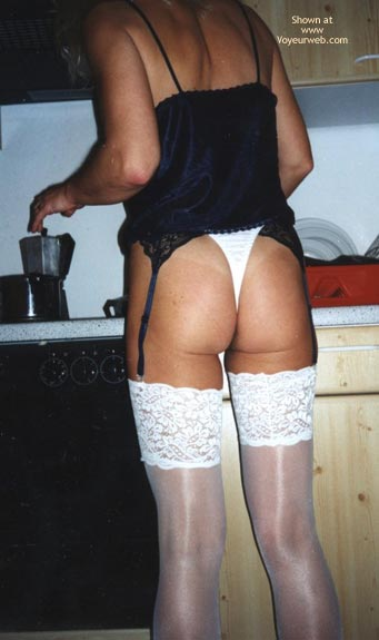 Pic #5 - Nice Butt In Stockings