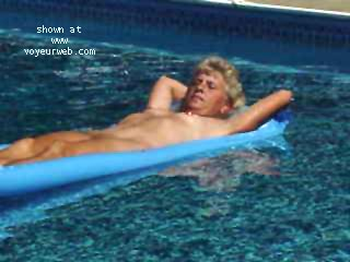 Pic #4 - Dianna in the Pool 3
