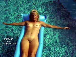 Pic #7 - Dianna in the Pool 3