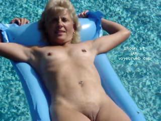 Pic #8 - Dianna in the Pool 3